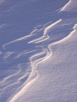 Ripples in the Snow #2